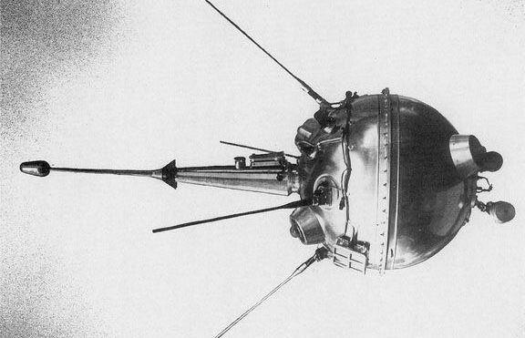 Космическият апарат Луна 2 | Teenproblem.net