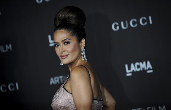 Салма Хайек: Отказваха ми главни роли, защото съм мексиканка