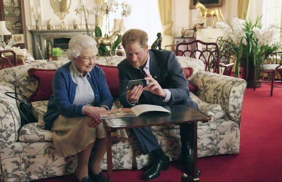 Кралица Елизабет Втора смята Хари за изгубена душа, като сестра ѝ Маргарет