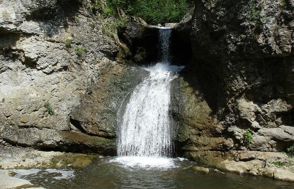 Костенски водопад - феноменът, вдъхновил Иван Вазов