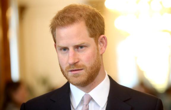 Принц Хари заклейми играта Fortnite