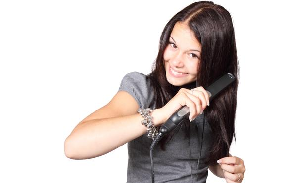 Знаете ли, че: Пресата за коса е пълна с бактерии