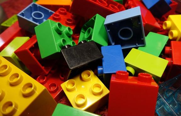 LEGO комплект, посветен на
