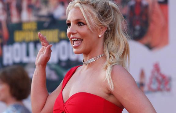 Бритни станала по-силна заради йогата